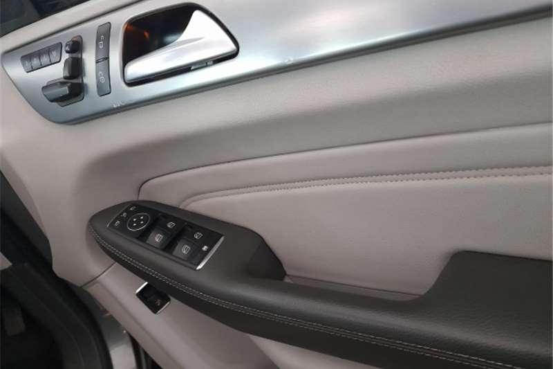 Used 2015 Mercedes Benz ML