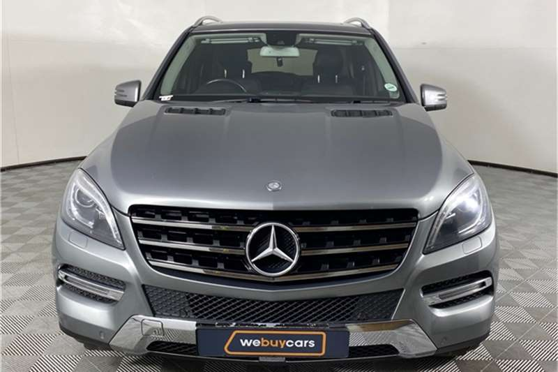 2017 Mercedes Benz ML