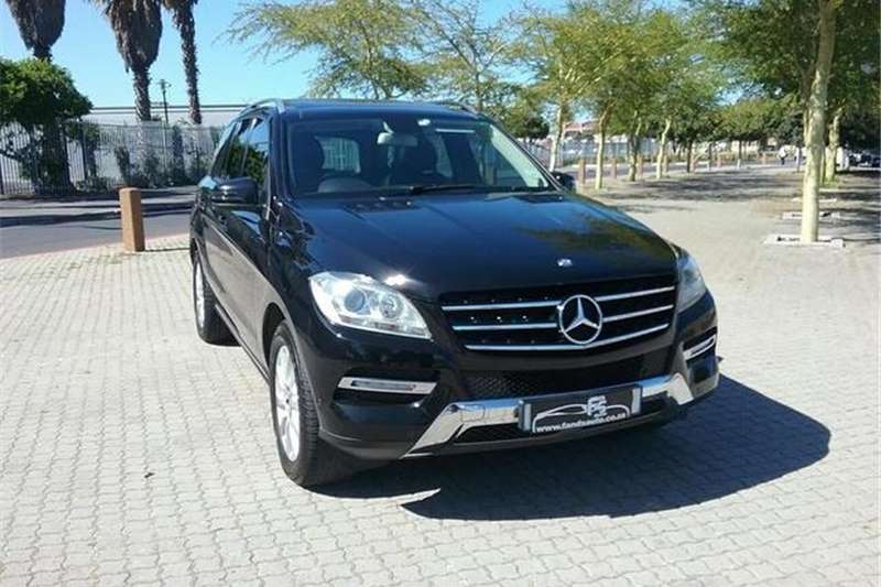 Mercedes Benz ML 250 BlueTec 2012