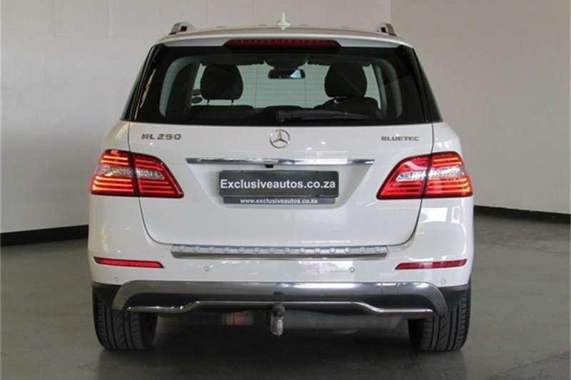 Mercedes Benz ML 250 BlueTec 2013