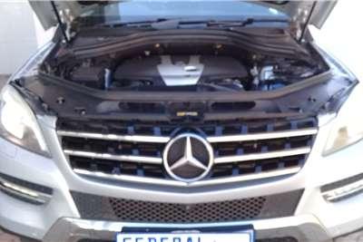 Mercedes Benz ML 250 BlueTec 2014