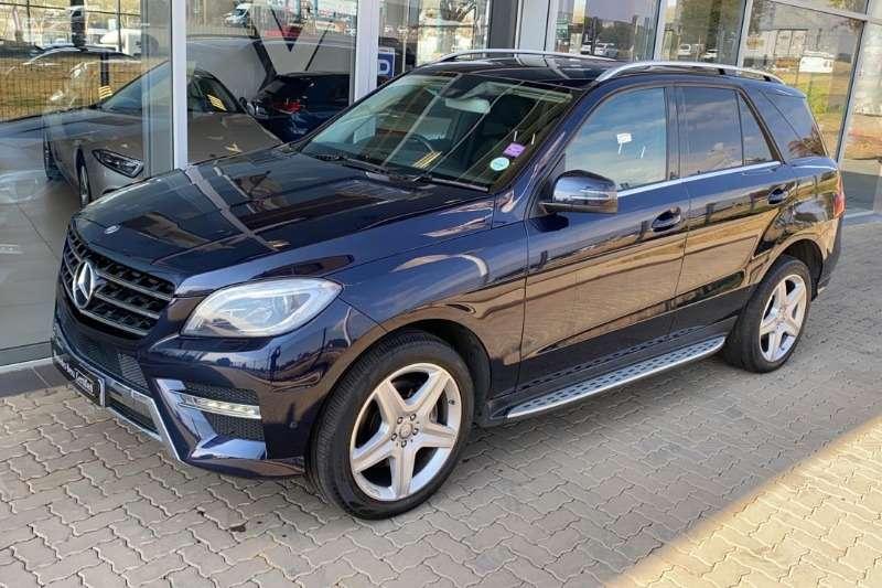Mercedes Benz ML 250 BlueTec 2015
