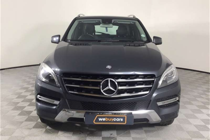 2015 Mercedes Benz ML ML250 BlueTec
