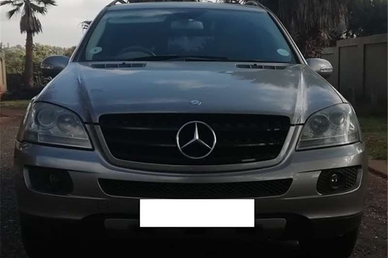 Used 2007 Mercedes Benz ML