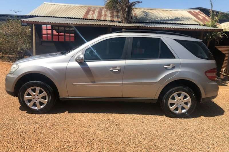Mercedes Benz ML 320CDI 2006
