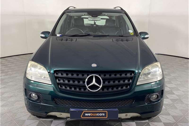 Used 2006 Mercedes Benz ML 320CDI