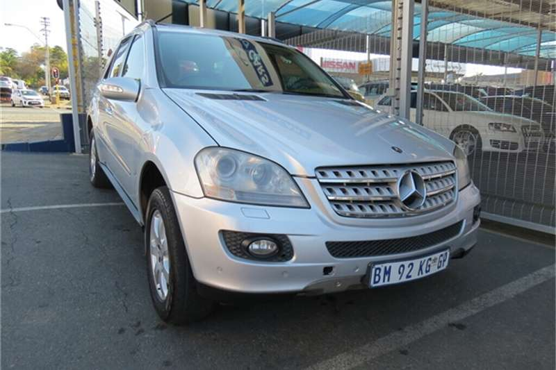 Mercedes Benz ML 320CDI 2007