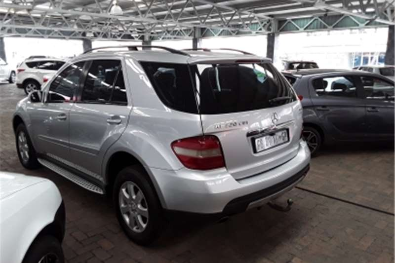 Mercedes Benz ML 320CDI 2008