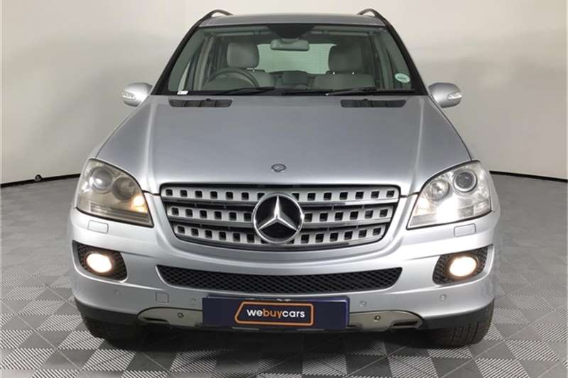 Mercedes Benz ML 320CDI 2008