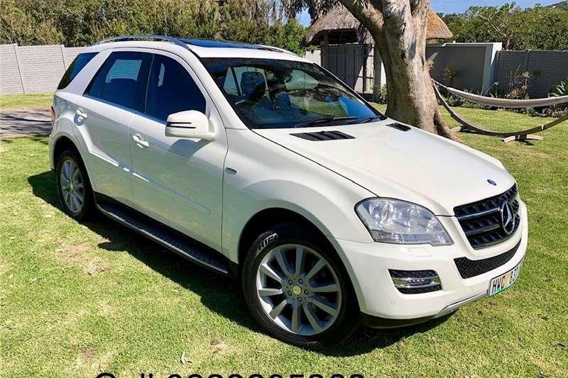 Mercedes Benz ML 320CDI Edit10n 2012