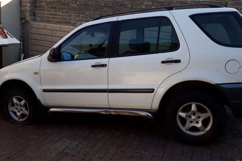 Mercedes Benz ML 350 1999