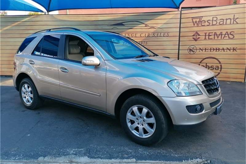 Mercedes Benz ML 350 2005