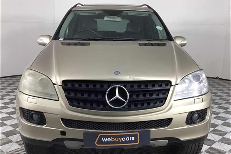 Used 2005 Mercedes Benz ML 350