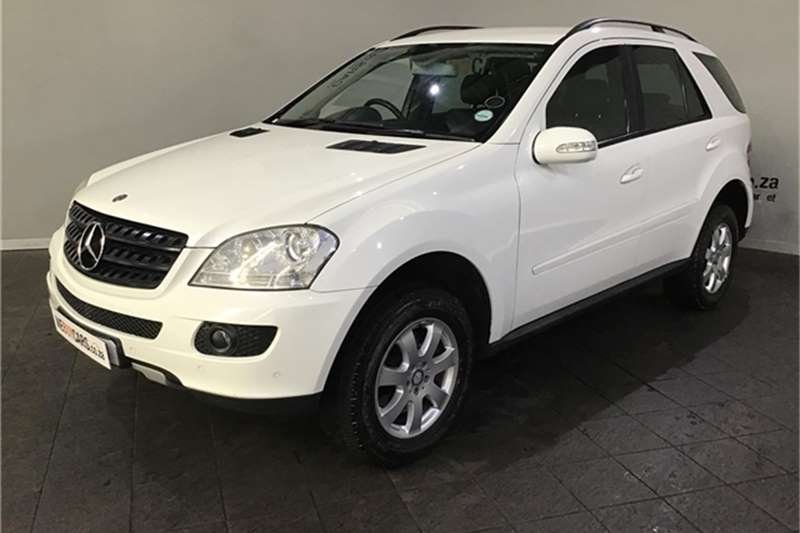 Mercedes Benz ML 350 2008