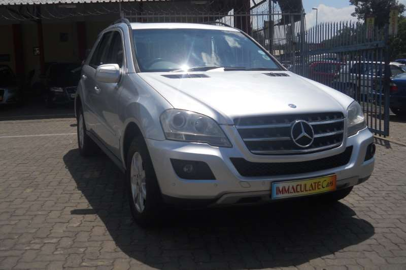 Mercedes Benz ML 350 2009