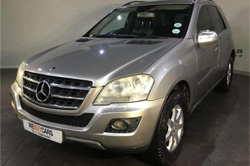 Mercedes Benz ML 350 2009
