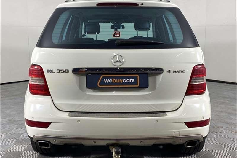 Used 2011 Mercedes Benz ML 350