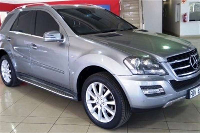 Mercedes Benz ML 350 2012