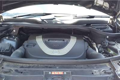 Mercedes Benz ML 350 2012