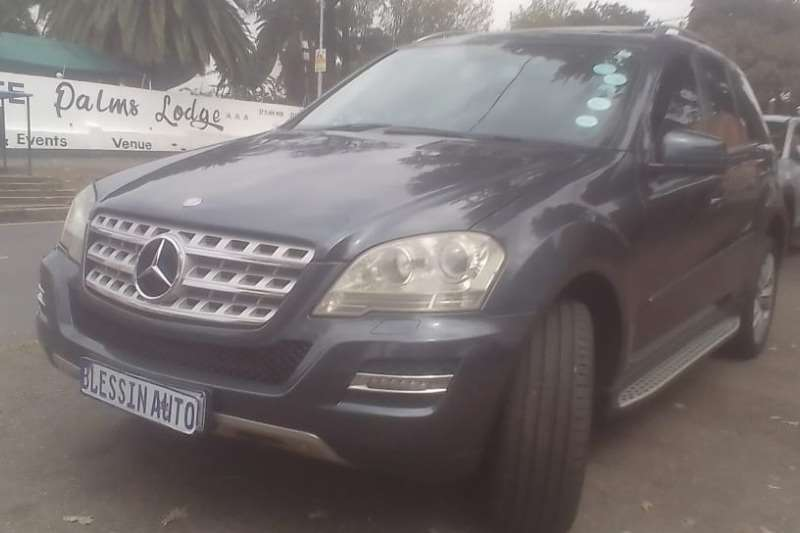 Used 2013 Mercedes Benz ML 350
