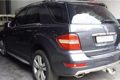 Mercedes Benz ML 350 2013