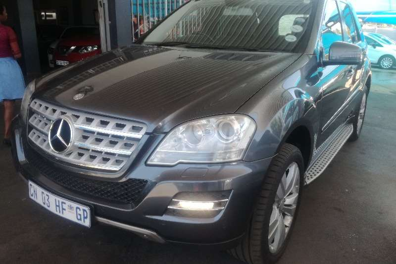 Mercedes Benz ML 350 4 MATIC 2013