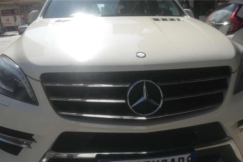 Mercedes Benz ML 350 4MATIC 2014