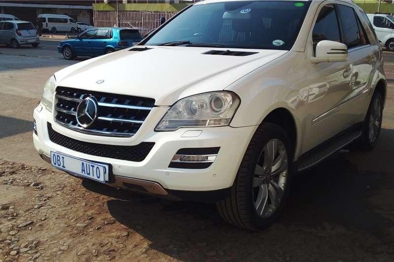 Used 2011 Mercedes Benz ML 350 AMG Sports