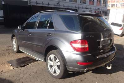 Mercedes Benz ML 350 AMG Sports 2012