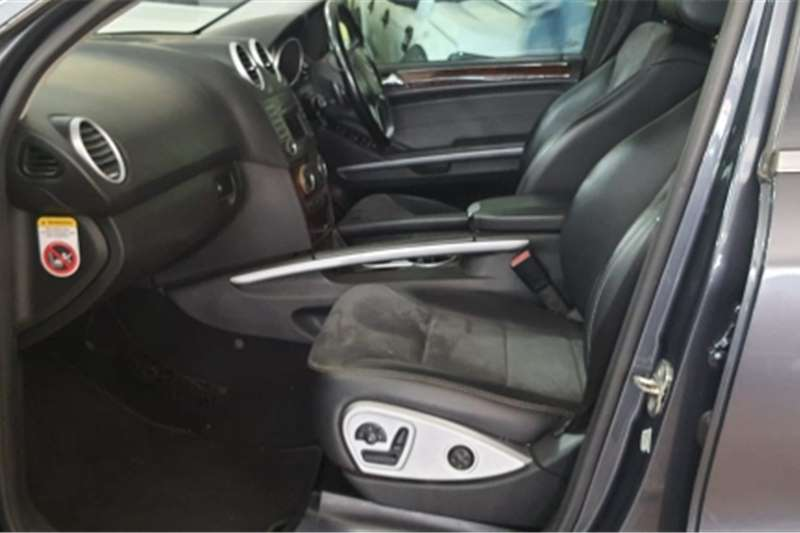 Mercedes Benz ML 350 AMG Sports 2012