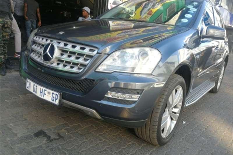 Used 2012 Mercedes Benz ML 350 AMG Sports