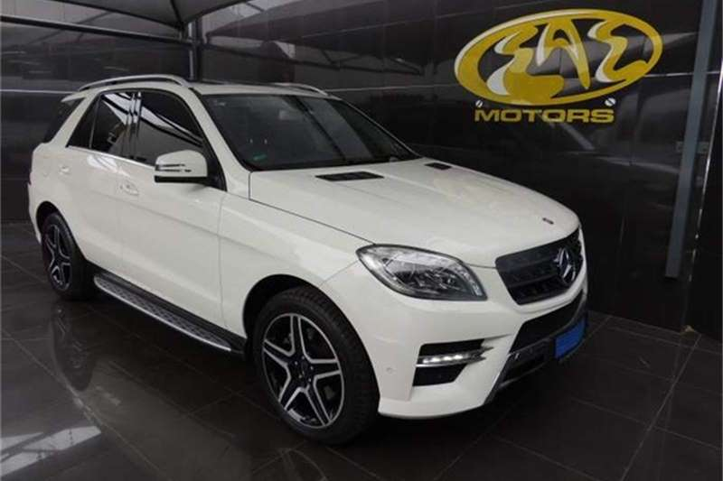 Mercedes Benz ML 350 BlueTec 2013