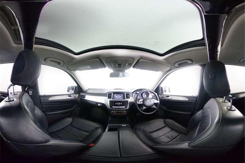 2013 Mercedes Benz ML ML350 BlueTec