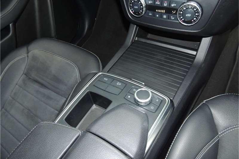 Mercedes Benz ML 350 BlueTec 2014