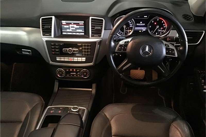 Mercedes Benz ML 350 BlueTec 2015