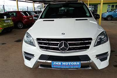 Used 2015 Mercedes Benz ML 350 BlueTec