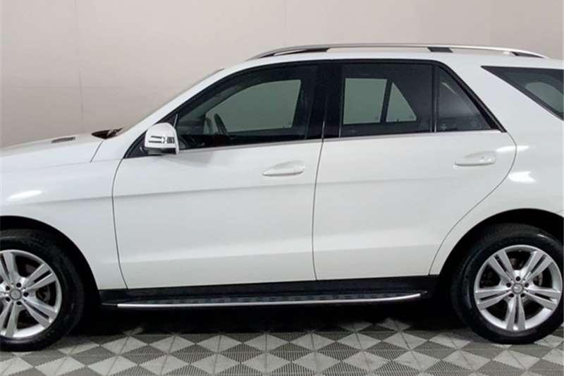 Used 2015 Mercedes Benz ML 350 BlueTec