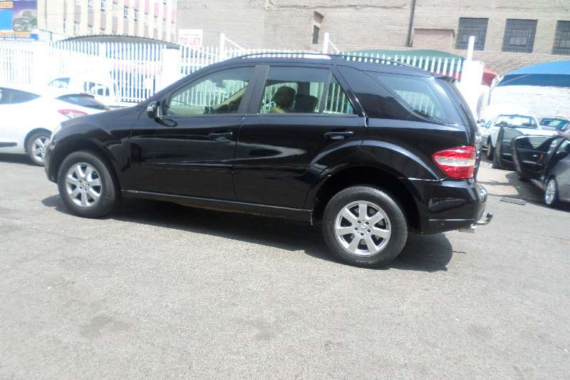 Mercedes Benz ML 350 Sports 2007