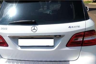 Mercedes Benz ML 350 Sports 2014