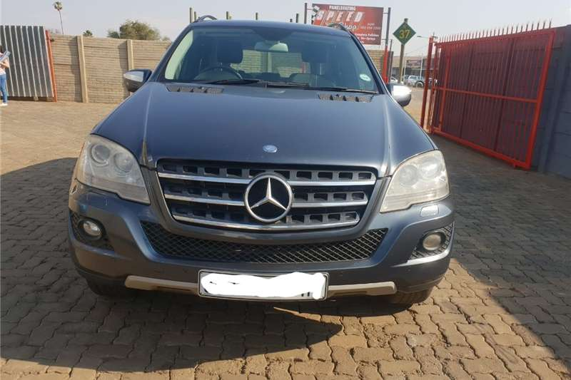 Mercedes Benz ML 350CDI 2009