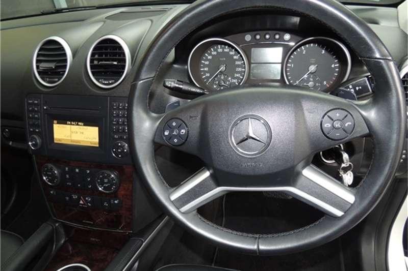 Mercedes Benz ML 350CDI 2010