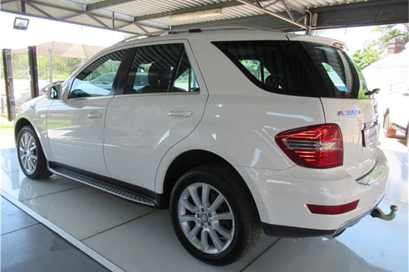 Mercedes Benz ML 350CDI 2012