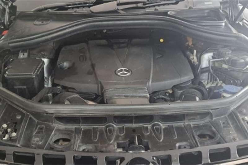 Used 2014 Mercedes Benz ML 350CDI AMG Sports