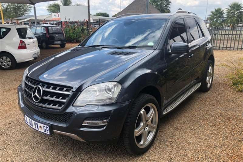 Mercedes Benz ML 350CDI Grand Edition 2012