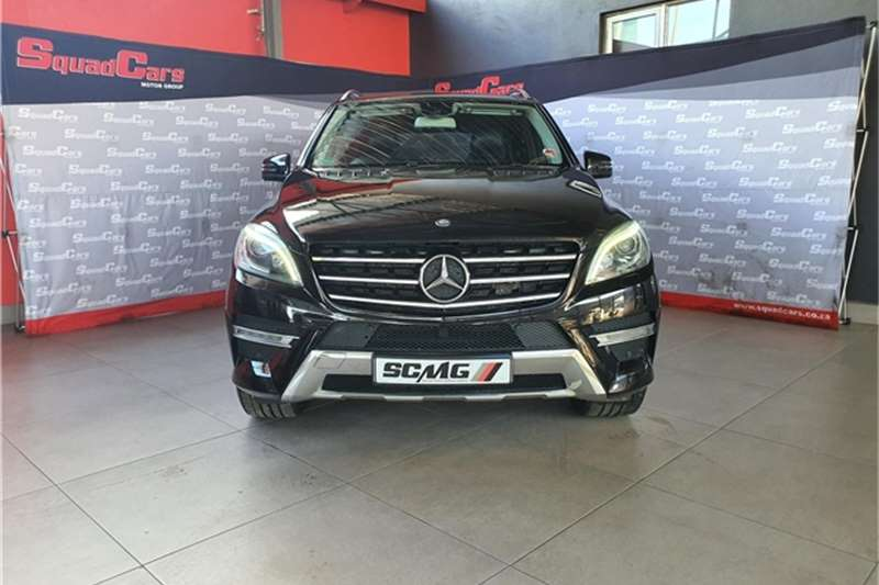 Mercedes Benz ML 400 2014