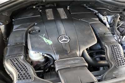 Mercedes Benz ML 400 2014