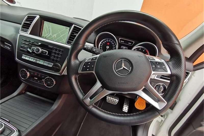 2014 Mercedes Benz ML ML400