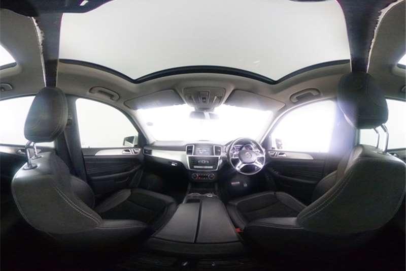 Used 2015 Mercedes Benz ML 400