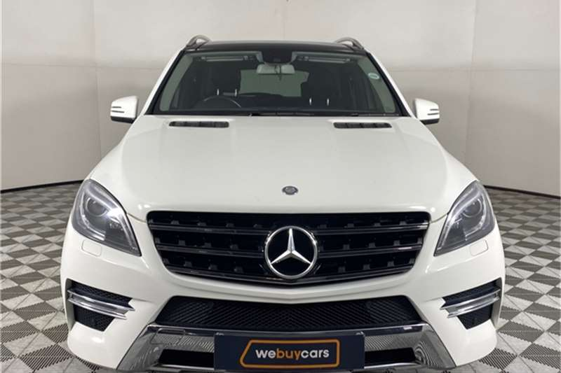 2015 Mercedes Benz ML ML400