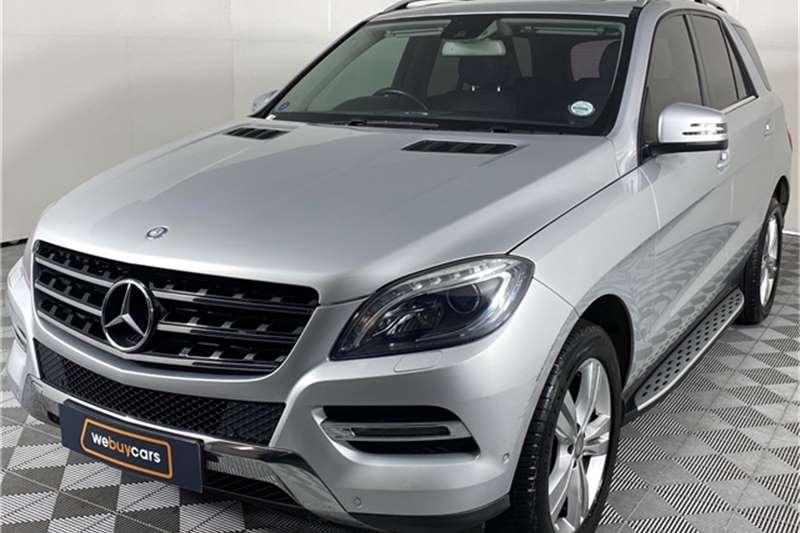 2016 Mercedes Benz ML ML400